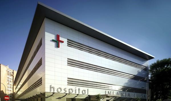 Hospital Infanta Luisa. Sevilla