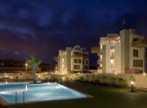 104 viviendas. Residencial Los Martines. El Medano. Tenerife