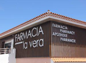 Farmacia La Vera. Puerto de la Cruz. Tenerife