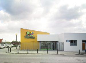 Centro de educación infantil La Tortuga. Jerez de la Frontera. Cadiz