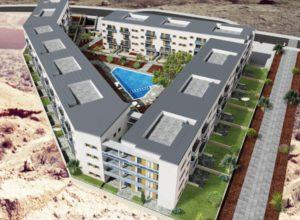 184 viviendas y locales. El Medano. Tenerife